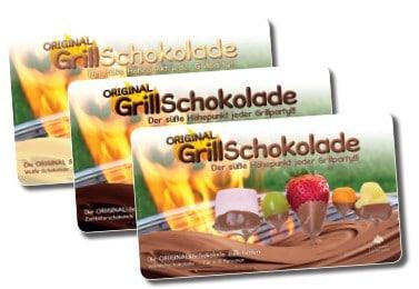 GrillSchokolade Vollmilch