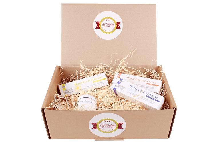 Marktplatz Donau – Creme Box